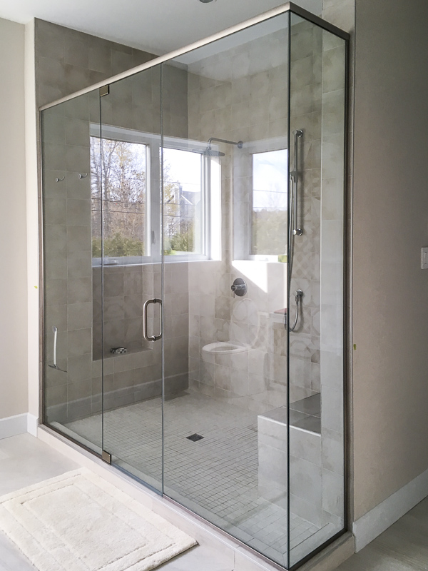 douche en verre vitrerie maxime lemay